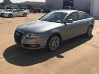 New Price!Silver 2009 Audi A6 3.0 Premium Plus quattro
