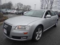 This exceptional example of a 2009 Audi A8 L 4.2 L is