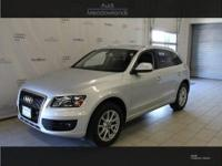 CHECK OUT THIS 2009 AUDI Q5 WITH ONLY 15,000 MILES! A