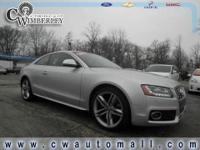 Don't wait! Take a look at this 2009 Audi S5 today
