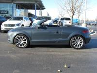Options:  2009 Audi Tt 2.0T Quattro|Awd 2.0T Quattro