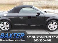 2009 Audi TT Convertible PREM Our Location is: Baxter