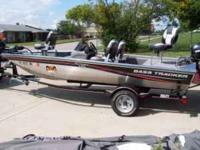 Description 2007 Bass Tracker 175 Pro Crappie Series -