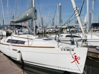 This 2009 Beneteau 31 which was a freshwater boat till