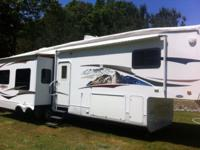 2009 bighorn camper fully loaded with 42in flat