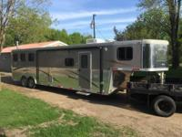 This is a one owner trailer in great condition. Stored