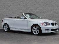 CONVERTIBLE SPORT 1-Owner with Clean Carfax Vehicle