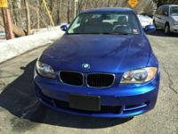 2009 BMW 128I coupe 3.0 liter 6 cyl, automatic