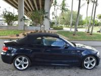 2009 BMW I Series 135i 2dr Convertible with a 3.0 Liter