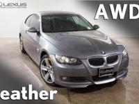 2009 BMW 335i and K-Certified (2 years/100,000 miles