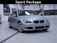 2009 BMW 3 Series 328i Blue Water Metallic Sport
