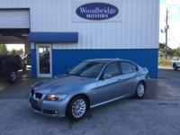 Options:  2009 Bmw 3 Series 328I|Blue|**Clean