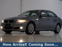 2009 BMW 3 Series 328i in Space Gray Metallic, This 3