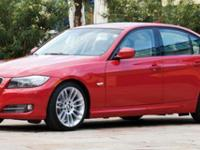 335i trim. ONLY 38,503 Miles! Sunroof, iPod/MP3 Input,