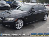 Call us at  about this BMW 335i Sport Sedan in Black