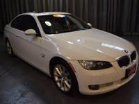 Grand and graceful, this 2009 BMW 3 Series is a