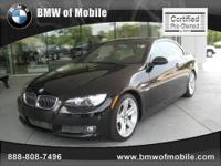 BMW of Mobile presents this CARFAX 1 Owner 2009 BMW 3