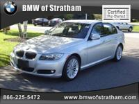 Ira BMW presents this CARFAX 1 Owner 2009 BMW 3 SERIES