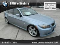 BMW of Mobile presents this 2009 BMW 3 SERIES 4DR SDN