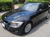 Exterior Color: black, Body: Sedan, Engine: 3.0L I6 24V