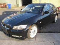 This 2009 BMW 335d is carfax certified, with a clean