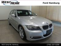 New Price! 2009 BMW 3 Series 335i Gray Clean CARFAX.