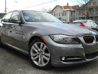 2009 BMW 335i AWD!! 3.0L Twin Turbo Engine!! Moonroof!