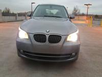 Options:  2009 Bmw 5 Series 528I 4Dr Sedan|Gray|Abs -