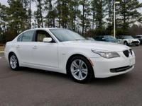 This outstanding example of a 2009 BMW 5 Series 528i is