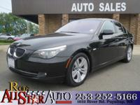 Options:  2009 Bmw 528I|The Carfax Buy Back Guarantee