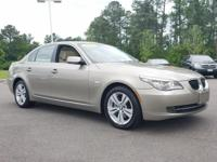 This outstanding example of a 2009 BMW 5 Series 528i