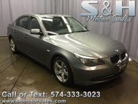 * 1-owner and carfax certified! * this 2009 bmw 535i is