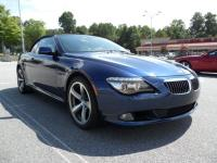Excellent Condition. Packed Locally Traded BMW 650Ci