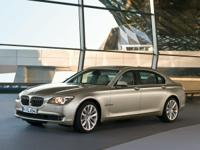 Sandia BMW MINI is offering this  2009 BMW 7 Series