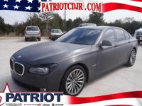 Options:  2009 Bmw 7 Series 750I|Built With Know-How