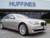 CARFAX 1-Owner, GREAT MILES 39,508! 750Li trim. Nav