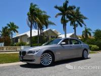 2009 BMW 750LI 4-DOOR SEDAN***FLORIDA OWNED***CARFAX