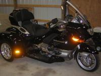 FOR SALE: 2009 BMW K-1200 LT TRIKE CONVERSION BY