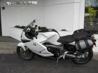 Only 1,461 miles on this almost new K1300S! ABS, Heated