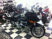 We've got a 2009 BMW K1200 for sale. This bike has