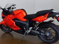 2009 BMW K1300S. With 1,817 miles.With catalytic
