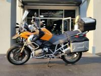 2009 BMW R 1200 GS Really nice color really well kept