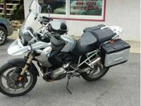 2009 BMW R1200GS. 2009 BMW R1200GS design in great