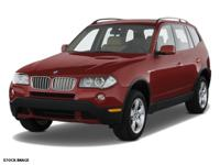 CARFAX 1-Owner. xDrive30i trim. Moonroof, Auxiliary