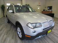 Get luxury for less with the used 2009 BMW X3 xDrive30i
