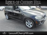 Black 2009 BMW X5 xDrive30i AWD 6-Speed Automatic