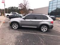 Space Gray Metallic 2009 4D Sport Utility BMW X5