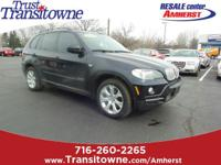 Includes a CARFAX buyback guarantee. Classy! This X5