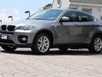 2009 BMW X6 xDrive50i *Space Gray Metallic Exterior