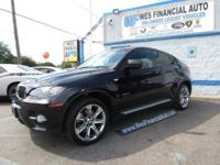 JUST IN, EXCELLENT CONDITION, 2009 BMW X6 XDRIVE 35i